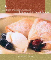 The Best Places Northwest Desserts Cookbook Cover