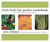 Fresh from the Garden Cookbook Cover