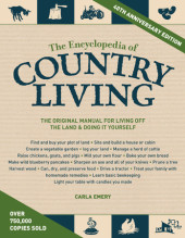 The Encyclopedia of Country Living, 40th Anniversary Edition Cover