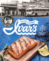Ivar's Seafood Cookbook Cover