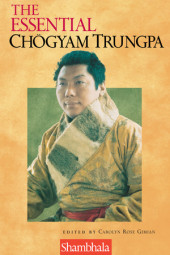 The Essential Chogyam Trungpa Cover