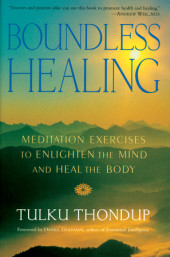 Boundless Healing Cover