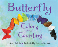 Butterfly Colors and Counting