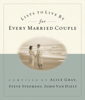 Lists to Live By for Every Married Couple Cover