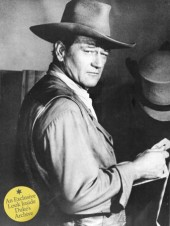 John Wayne: The Legend and the Man Cover