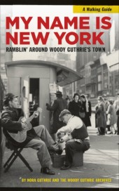 My Name is New York Cover