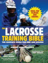 The Lacrosse Training Bible Cover