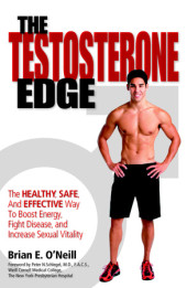 The Testosterone Edge Cover