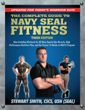 The Complete Guide to Navy Seal Fitness, Third Edition (Includes DVD) Cover