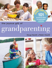 The Joyous Gift of Grandparenting Cover