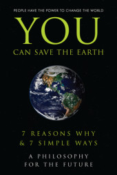 You Can Save the Earth Cover