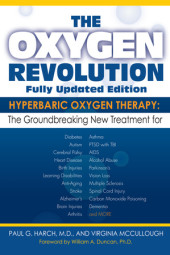 The Oxygen Revolution Cover