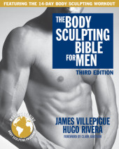 The Body Sculpting Bible for Men, Third Edition Cover