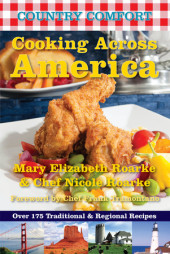 Cooking Across America: Country Comfort Cover