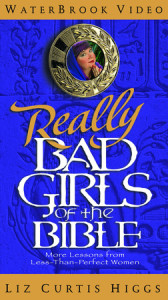 Really Bad Girls of the Bible Cover