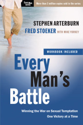 Every Man's Battle Cover