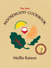 The New Moosewood Cookbook Cover