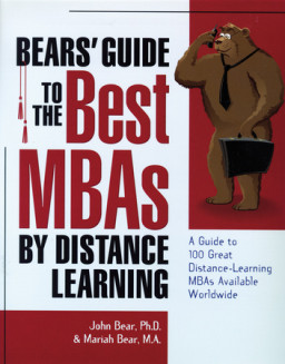 Bears' Guide to the Best MBAs by Distance Learning