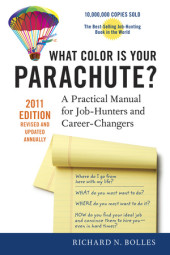 What Color Is Your Parachute? 2011 Cover