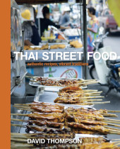 Thai Street Food Cover