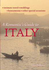 A Romantic's Guide to Italy Cover