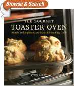 The Gourmet Toaster Oven
