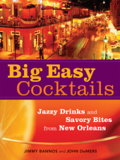 Big Easy Cocktails Cover
