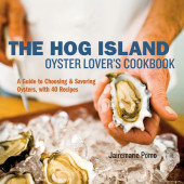 The Hog Island Oyster Lover's Cookbook Cover
