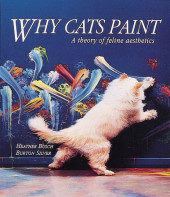 Why Cats Paint Cover