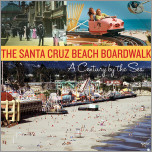 The Santa Cruz Beach Boardwalk