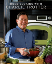 Home Cooking with Charlie Trotter Cover