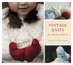 Vintage Knits for Modern Babies