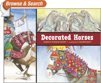 Decorated Horses