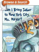 Can I Bring Saber to New York, Ms. Mayor?