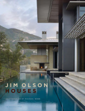Jim Olson Houses Cover
