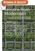 Lessons from Modernism
