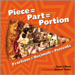 Piece = Part = Portion