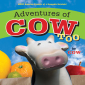 Adventures of Cow, Too Cover