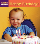 Happy Birthday! Cover