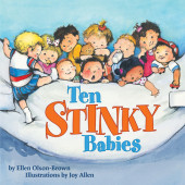 Ten Stinky Babies Cover
