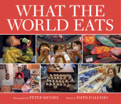 What the World Eats Cover
