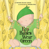 Eco Babies Wear Green Cover