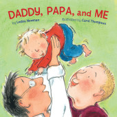 Daddy, Papa, and Me Cover