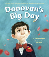 Donovan's Big Day Cover