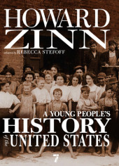 A Young People's History of the United States Cover