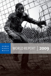 Human Rights Watch World Report 2009 Cover