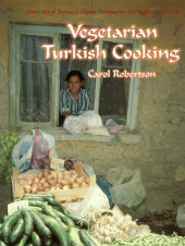 Vegetarian Turkish Cooking Cover