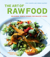 The Art of Raw Food Cover