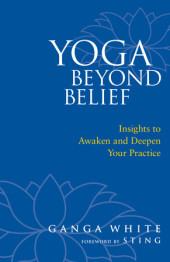 Yoga Beyond Belief Cover