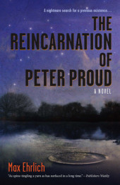 The Reincarnation of Peter Proud Cover